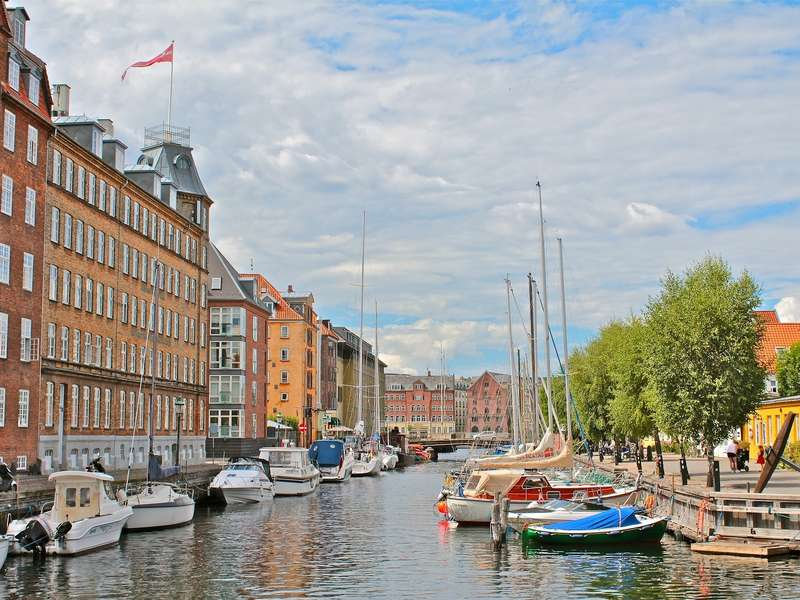 ESTOCOLMO Y COPENHAGUE